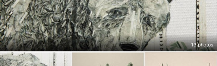 Money Art on YAHOO! News